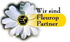 Wir sind Fleurop Partner
